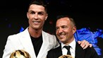 Burlona de Cristiano Ronaldo perdoada por Jorge Mendes