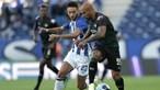FC Porto na frente diante do Moreirense. Siga ao minuto