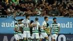 De penálti contra a crise: Sporting regressa às vitórias após desaire europeu
