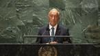Marcelo afirma que Portugal prosseguirá no Conselho de Segurança o mandato de Guterres na ONU