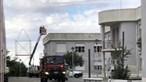 Escola inundada em Beja devido ao mau tempo. Veja as imagens