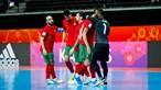 Portugal carimba passagem aos quartos de final do Mundial de futsal
