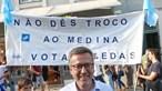 Moedas faz último apelo ao voto em Lisboa: 'mudei tudo na minha vida para estar aqui convosco'