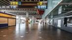 Aeroporto de La Palma novamente fechado devido a nuvem de cinzas
