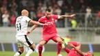 Benfica alcança a sétima vitória em sete jornadas do campeonato