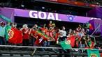 Portugal nas meias-finais do Mundial de futsal após vitória frente à Espanha
