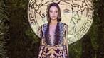 Atriz portuguesa Daniela Melchior dá nas vistas na Semana da Moda de Milão