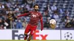 Salah abre o marcador e põe os alemães em vantagem