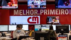 CMTV volta a vencer todos os programas da RTP1 no horário nobre