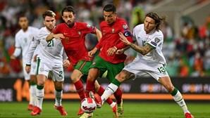Cristiano Ronaldo isola-se como melhor marcador mundial de sempre com 111 golos