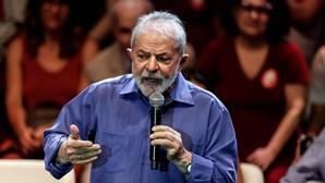 Sondagem mostra que Lula ganharia as eleições presidenciais brasileiras à primeira volta