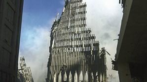 O 11 de setembro ainda é uma ferida aberta
