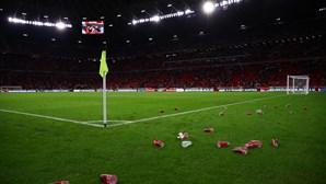 FIFA investiga insultos racistas durante jogo de qualificação para o Mundial entre Hungria e Inglaterra