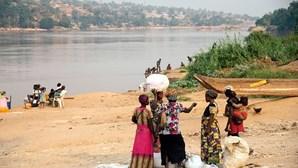 Cerca de 12 pessoas morreram desde julho no Congo devido à contaminação de rios