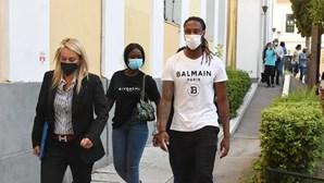 Namorada de Rúben Semedo viaja para Atenas para apoiar jogador acusado de violação