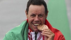 Norberto Mourão conquista a segunda medalha para Portugal nos Jogos Paralímpicos