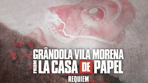 """""""Grândola, Vila Morena"""": Um novo hino à resistência em """"La Casa de Papel"""""""