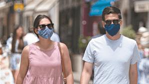 Uso obrigatório de máscara na rua termina domingo