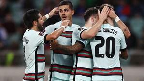 Portugal garante vitória importante na caminhada para o Mundial 2022 no Qatar