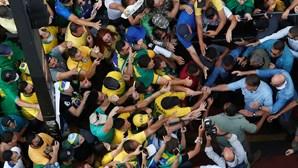 Apoiantes de Bolsonaro marcaram Dia da Independência do Brasil