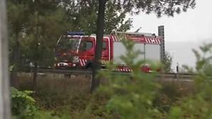 Bombeiro ferido em despiste em Lousada
