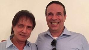 Morreu Dudu Braga, produtor e filho do cantor brasileiro Roberto Carlos