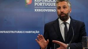 Pedro Nuno Santos atribui 2,8 mil milhões de euros do OE2022 a CP e TAP