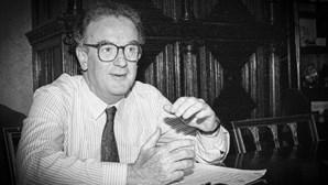 Morreu Jorge Sampaio, aos 81 anos