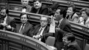 """Jorge Sampaio: """"Serei o Presidente de todos os portugueses. De todos, sem exceção"""""""