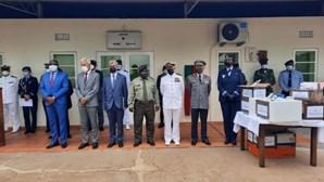 Militares portugueses renovam Centro de Saúde Militar em São Tomé e Príncipe
