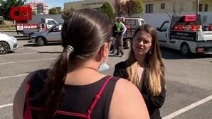 Distribuidores de gás manifestam-se contra assaltos na zona de Mem Martins