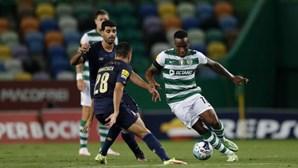 Sporting e FC Porto empatam no clássico e ficam a quatro pontos do líder Benfica