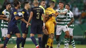 Sporting paga mais de sete mil euros por pirotecnia usada no clássico