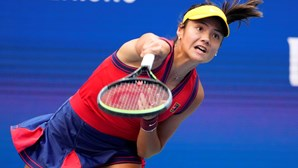 Emma Raducanu faz história no US Open