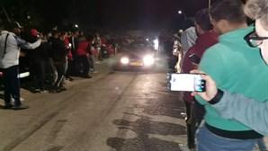 GNR apreende três carros em corridas ilegais em Penafiel