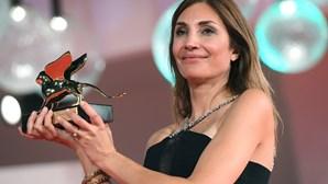 Mulheres dominam prémios de cinema em Veneza