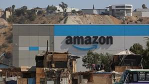 Amazon instala armazém no meio da favela e imagens viralizam