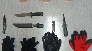 Ladrões usam máscaras de 'La Casa de Papel' em roubos no Seixal