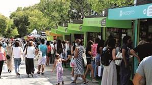 350 mil pessoas passaram pela Feira do Livro de Lisboa