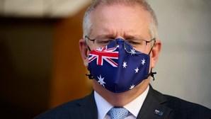 Austrália prolonga confinamento na capital por mais um mês