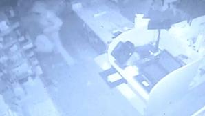 Câmaras de vigilância captam assalto a papelaria na Maia que rendeu mais de 4 mil euros