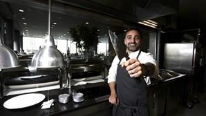 Elísio Bernardes: O chef do hotel de 5 estrelas e do clube de futebol