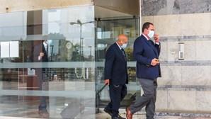 Ex-presidente do Sporting Sousa Cintra diz que álcool estragou vida do filho