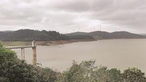 Barragem da Bravura só tem 20% de água