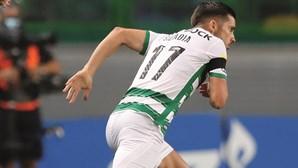 Rúben Amorim conta com Sarabia no exame na Champions