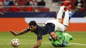 FC Porto e At. Madrid terminam empatados a zero na estreia na Liga dos Campeões