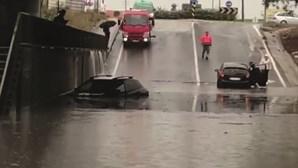 Tempestade em Portugal causa 1384 ocorrências em três dias