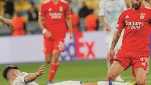 Rafa Silva vai ser poupado no Benfica