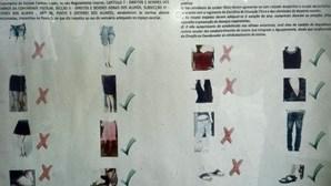 Minissaias, calções e chinelos proibidos em escola de Lisboa