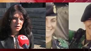 """Mãe de guarda prisional que foi morta a tiro por instrutor em Paços de Ferreira pede """"justiça"""""""